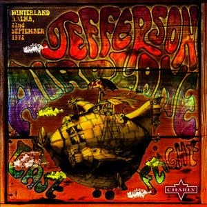 Albumcover Jefferson Airplane - Last Flight (Winterland Arena, San Francisco, 22nd September 1972)