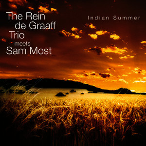 Albumcover Rein de Graaff Trio, Sam Most - Indian Summer