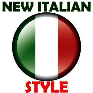 Albumcover Various Artists - New italian style