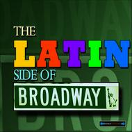 Albumcover Various Artists - The Latin Side of Broadway