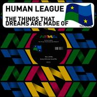 Albumcover The Human League - The Things That Dreams Are Made Of