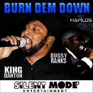 Albumcover King Banton feat. Dugsy Ranks - Burn Dem Down - Single