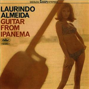Albumcover Laurindo Almeida - Guitar from Ipanema