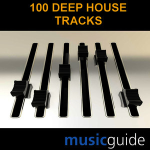 Albumcover Various Artists - 100 Deep House Tracks