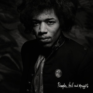 Albumcover Jimi Hendrix - People, Hell & Angels