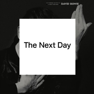 Albumcover David Bowie - The Next Day