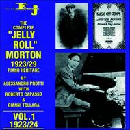 Albumcover Jelly Roll Morton - The Complete Jelly Roll Morton Piano Heritage, Vol.1 - 1923/24