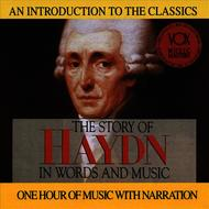 Albumcover Arthur Hannes, Laszlo Varga, Bamberg Symphony Orchestra & Antal Dorati - The Story of Haydn in Words and Music