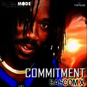 Albumcover Bascom X - Commitment - Single