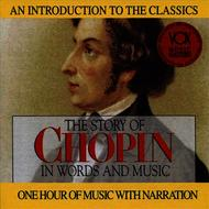 Albumcover Arthur Hannes & Ingrid Haebler - The Story of Chopin in Words and Music