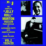 Albumcover Jelly Roll Morton - The Complete Jelly Roll Morton Piano Heritage, Vol.2