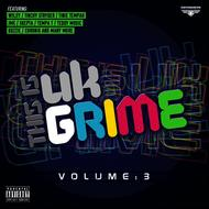 Albumcover Various Artists - THIS IS UK GRIME VOL.3