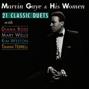 Albumcover Marvin Gaye - Marvin Gaye & His Women - 21 Classic Duets