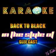 Albumcover Ameritz Karaoke Party - Back to Black (In the Style of Glee Cast) [Karaoke Version] - Single