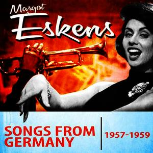 Albumcover Margot Eskens - Songs from Germany 1957-1959