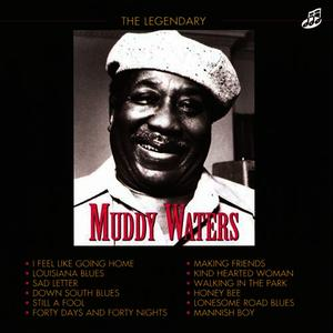 Albumcover Muddy Waters - The Legendary Muddy Waters