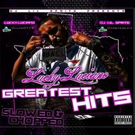 Albumcover Lucky Luciano - Greatest Hits (Slowed & Chopped)