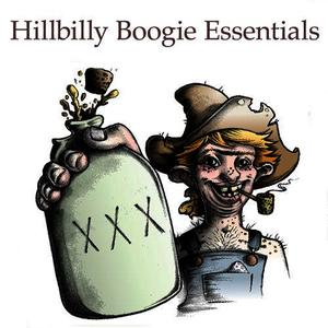 Albumcover Various Artists - Hillbilly Boogie Essentials