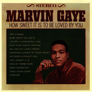 Albumcover Marvin Gaye - How Sweet It Is To Be Loved By You