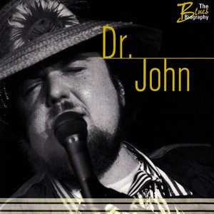 Albumcover Dr John - The Blues Biography