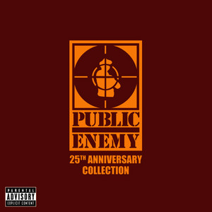 Albumcover Public Enemy - 25th Anniversary Collection (Explicit)