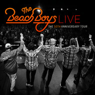 Albumcover The Beach Boys - Live - The 50th Anniversary Tour