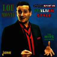Albumcover LOU MONTE - American Italian Style - The Hits and More