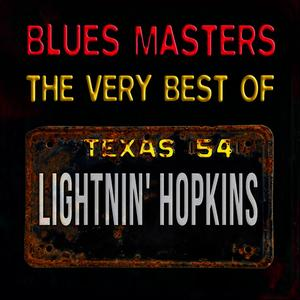 Albumcover Lightnin' Hopkins - Blues Masters: The Very Best Of Lightnin' Hopkins