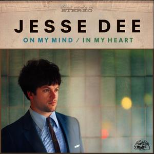 Albumcover Jesse Dee - On My Mind / In My Heart