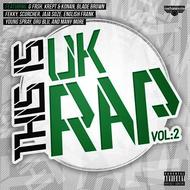 Albumcover Various Artists - THIS IS UK RAP VOL.2