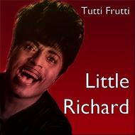Albumcover Little Richard - Tutti Frutti