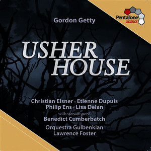 Albumcover Lawrence Foster - Getty: Usher House