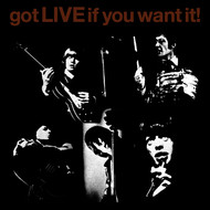 Albumcover The Rolling Stones - Got Live If You Want It! (EP)