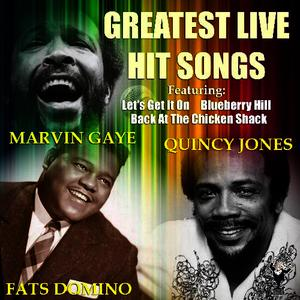 Albumcover Marvin Gaye - Greatest Live Hit Songs