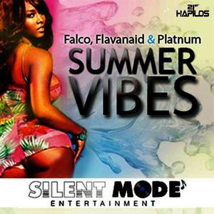 Albumcover Falco,Flavanaid,Platnum - Summer Vibes - Single