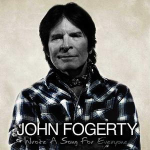 Albumcover John Fogerty - Wrote a Song for Everyone
