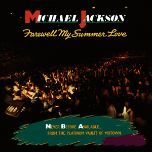 Albumcover Michael Jackson - Farewell My Summer Love