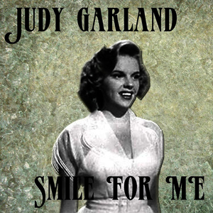Albumcover Judy Garland - Smile For Me