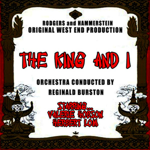 Albumcover Various Artists - The King and I (Original West End Production)