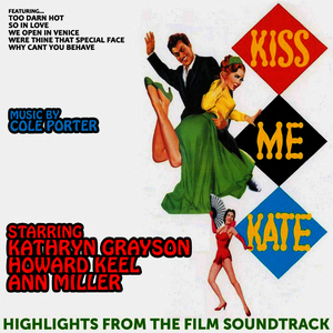 Albumcover Various Artists - Kiss Me Kate (Original Film Soundtrack)