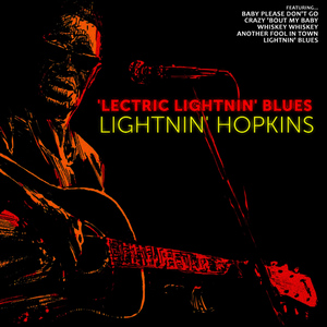 Albumcover Lightnin' Hopkins - Lectric Lightnin' Blues