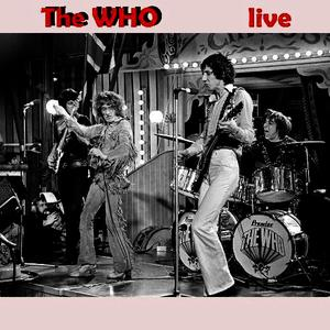 Albumcover The Who - Live