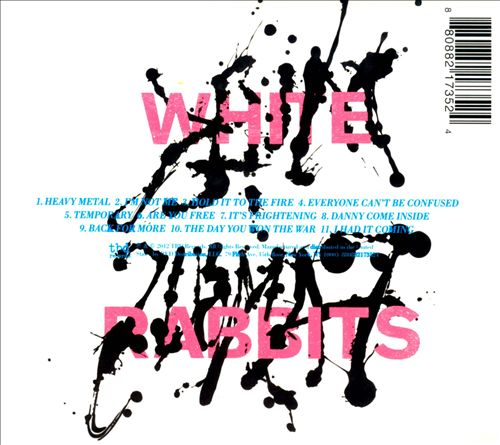White Rabbits - Milk Famous