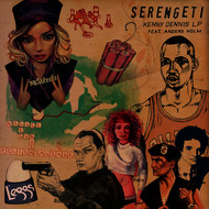 Serengeti - Kenny Dennis LP
