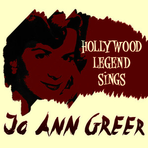Albumcover Jo Ann Greer - Hollywood Legend Sings