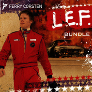 Ferry Corsten - L.E.F. (Extended Mixes)