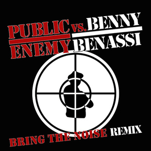 Albumcover Public Enemy - Bring The Noise Remix
