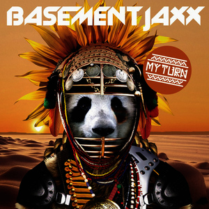 Albumcover Basement Jaxx - My Turn