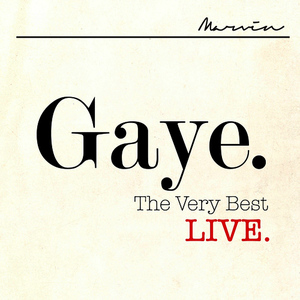 Albumcover Marvin Gaye - Marvin Gaye The Very Best (Live)