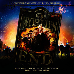 Albumcover Various Artists - The World's End (Original Motion Picture Soundtrack)